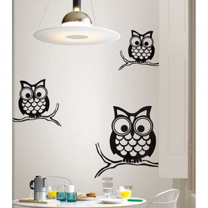 Give a Hoot wall art from Wilkos